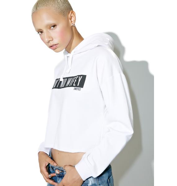 Dimepiece ANW Cropped Hoodie