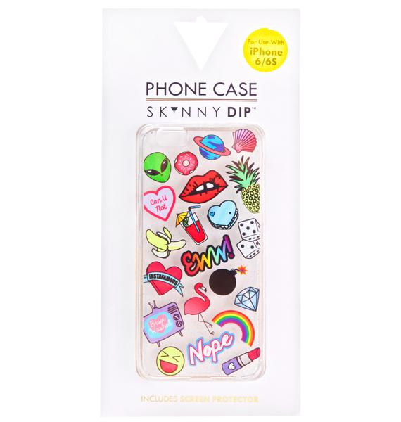 Skinnydip Doodle iPhone 6/6+ Case