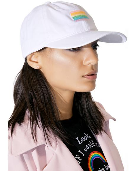 Pastel Pride Dad Hat