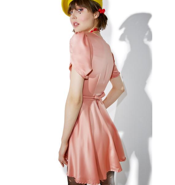 Motel Peachy Avela Dress