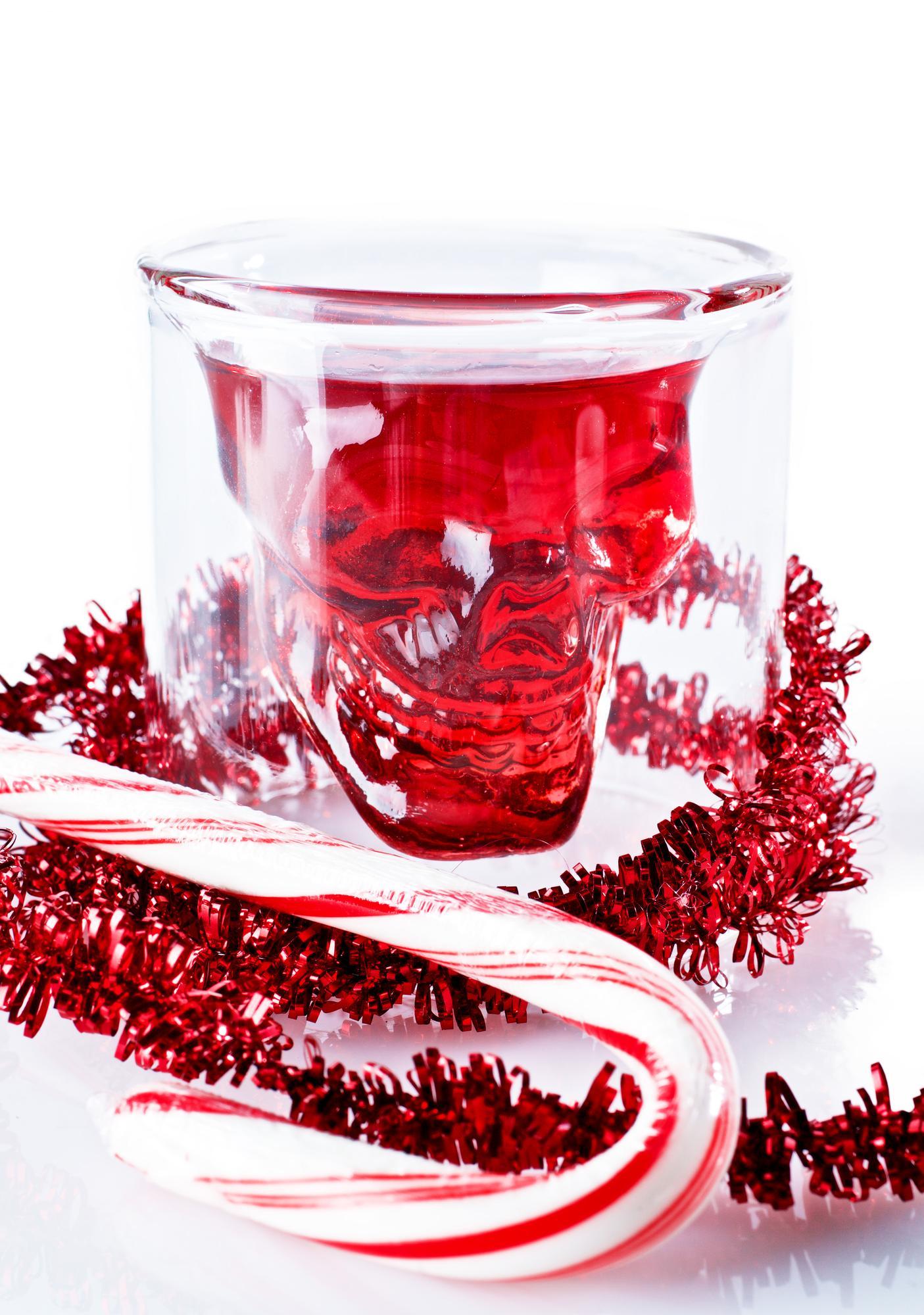 Doomed Shot Glass