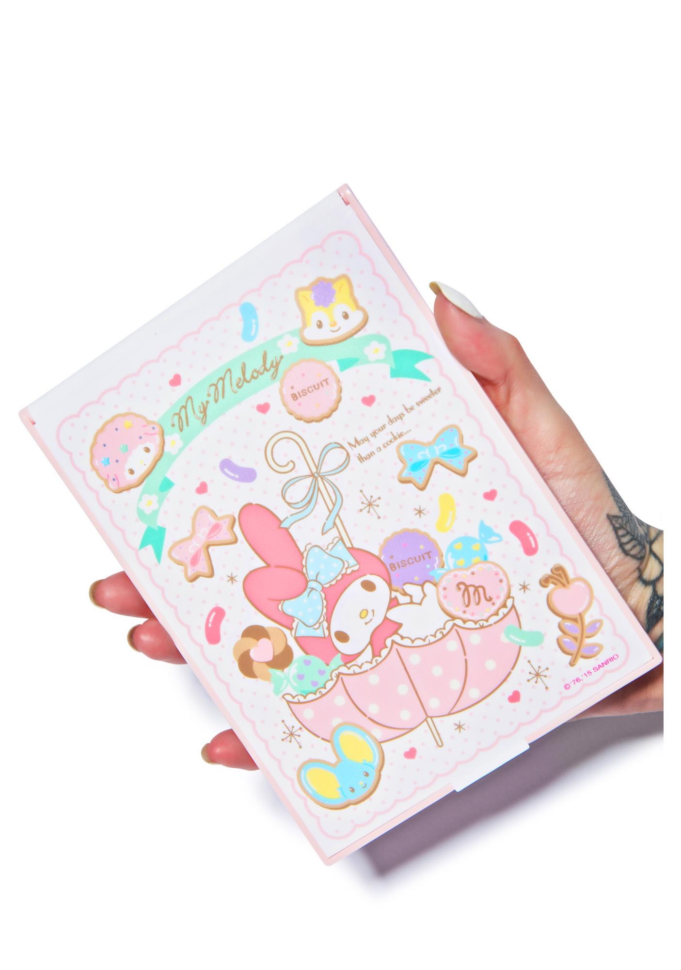 Sanrio My Melody Cookie Folding Mirror