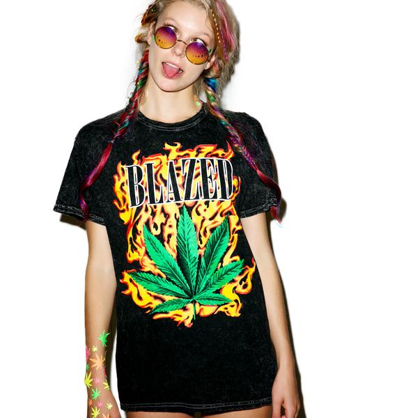 Petals and Peacocks Lil Debbie For Petals: Blazed Tee