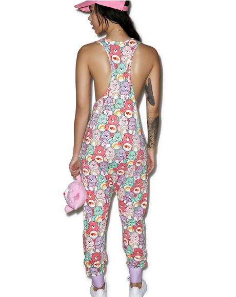 Grin and Bear It Romper