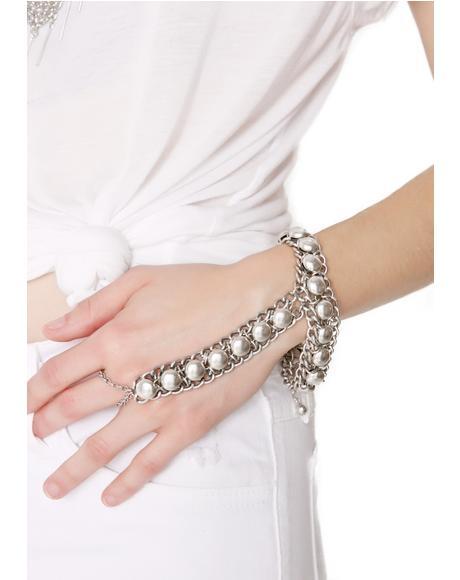 Warrior's Glory Hand Chain