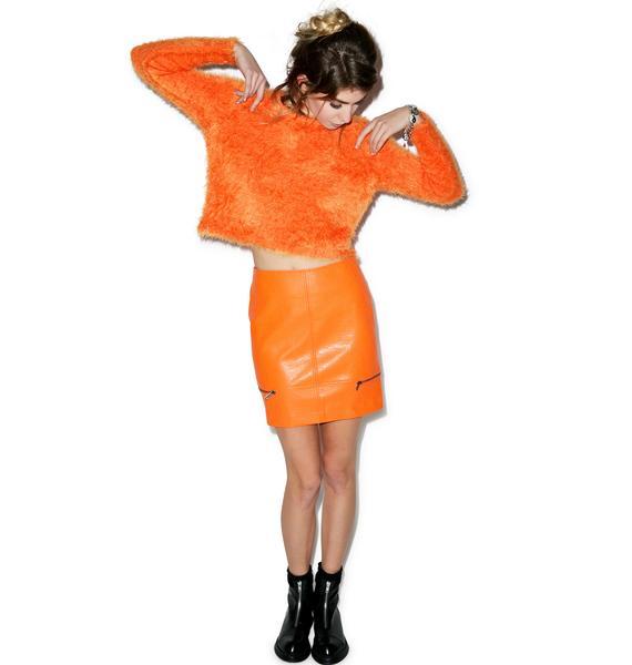 Evil Twin Curbside Goodbye Skirt