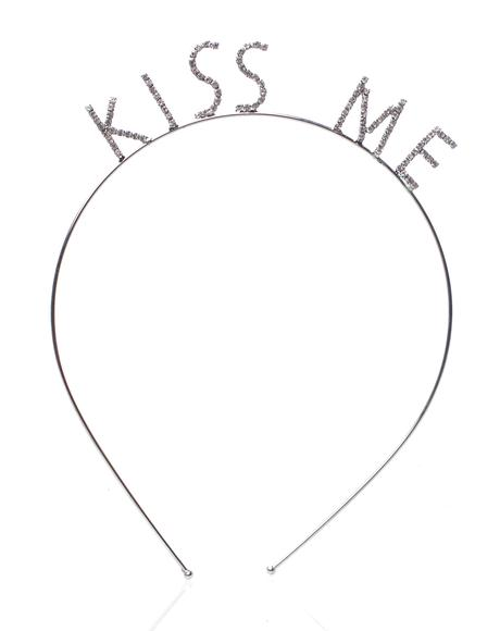 Kiss Me BB Headband