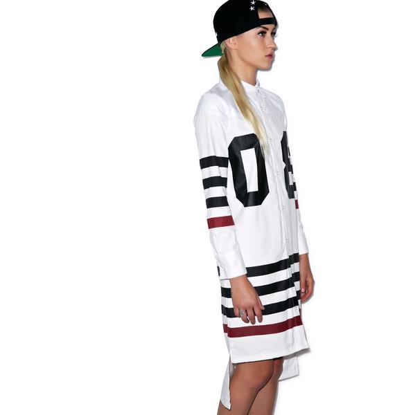 Civil Clothing Teamsta Shirt Dress