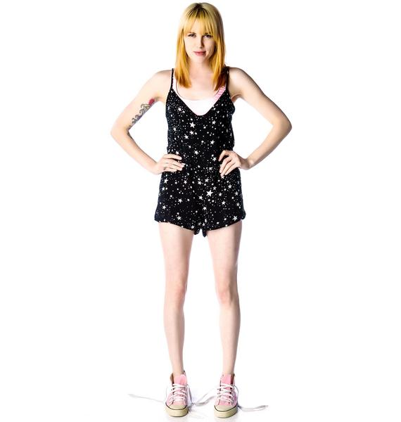 Wildfox Couture Starry Night Rio Romper