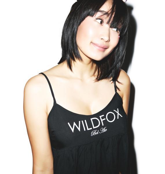 Wildfox Couture WF Logo Costa Cami
