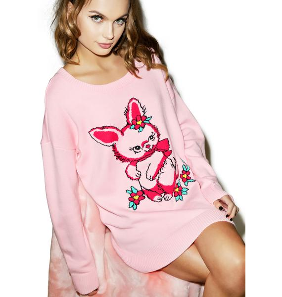 Iron Fist Bunny Bunch Sweater