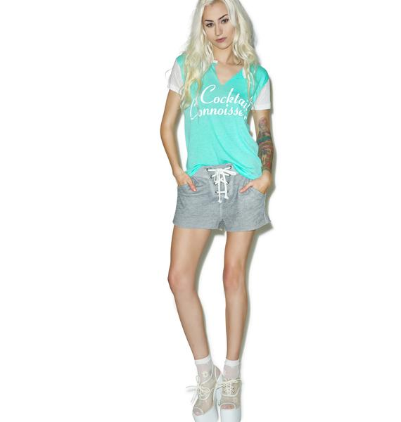 Wildfox Couture Cocktail Connoisseur Woody Tee