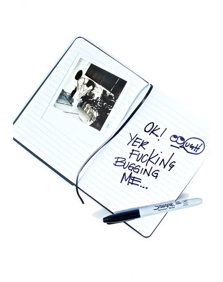 Memoir Hardcover Notebook