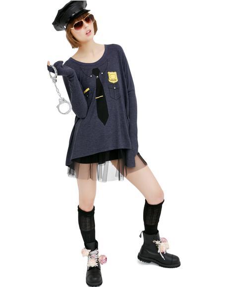 Cops Alana Top
