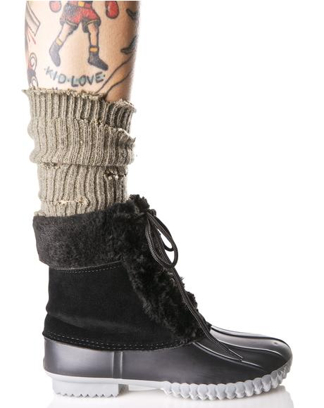 Onyx To The Peak Boots