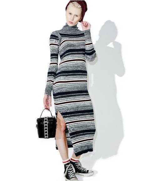 Hanna Knit Dress