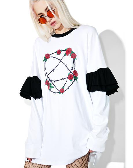 Heartagram Dress