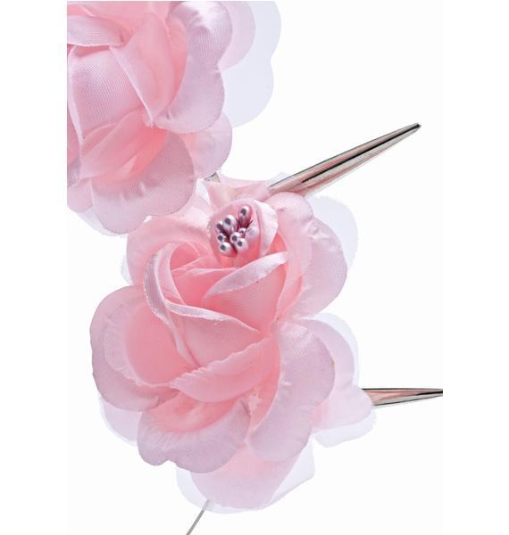 Lana Angel Roses Headband