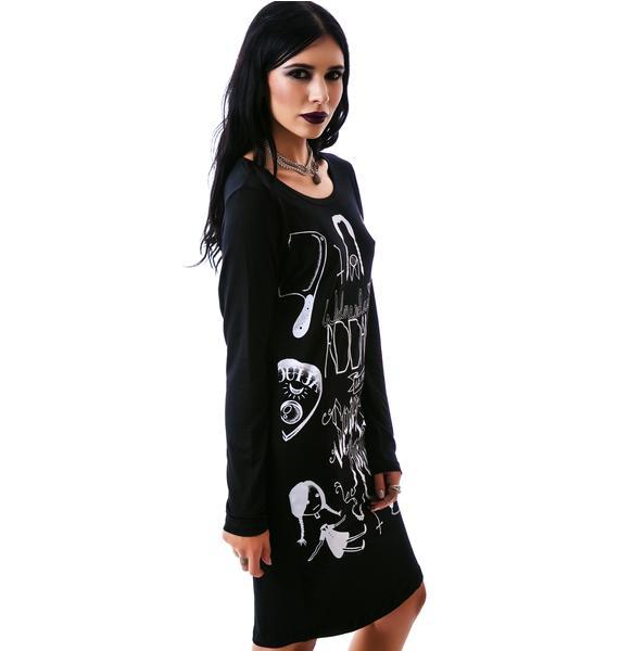 Killstar Wednesday Tunic Dress