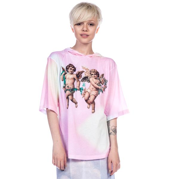 Wildfox Couture Cherubs Lily Hoodie