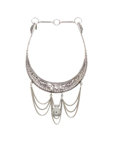 The Nebulous Statement Necklace