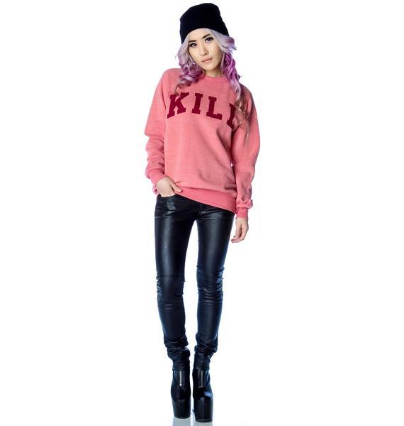 Kill Brand Kill Crew Sweatshirt