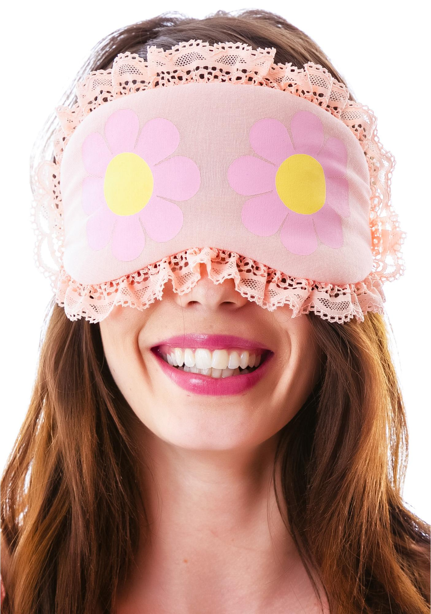 Wildfox Couture Flower Girl Eye Mask