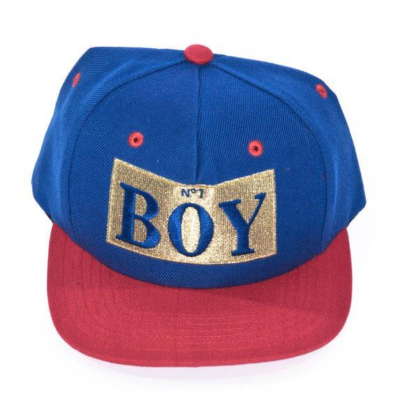 Joyrich No. 1 Boy Cap