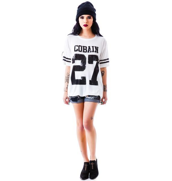 Ruby Starling Cobain 27 Tee