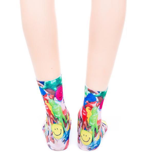 Toy Story Crew Socks