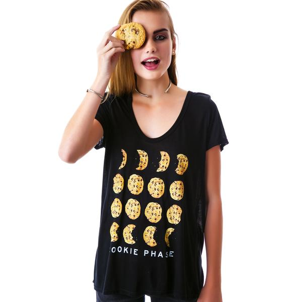 Cookie Phase Flowy Tee