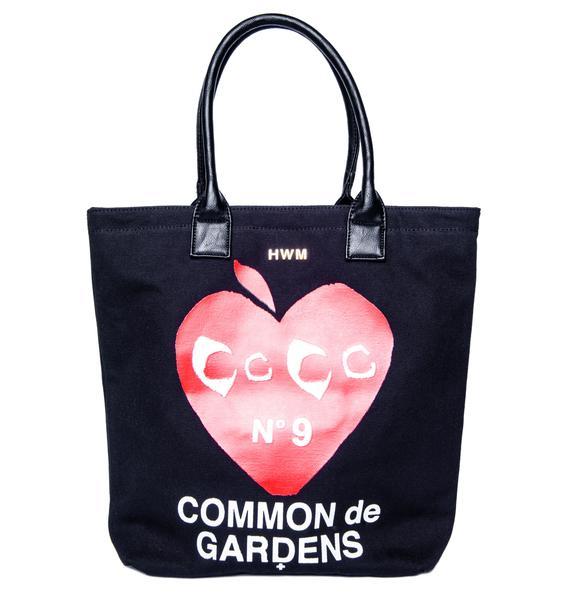 Hollywood Made UC Apple Tote Bag