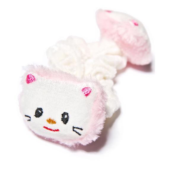 Nyan Plush Scrunchie