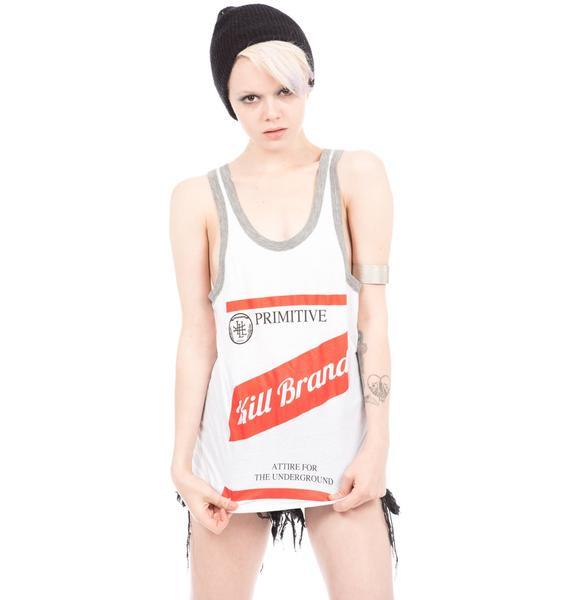 Kill Brand Primitive Tank