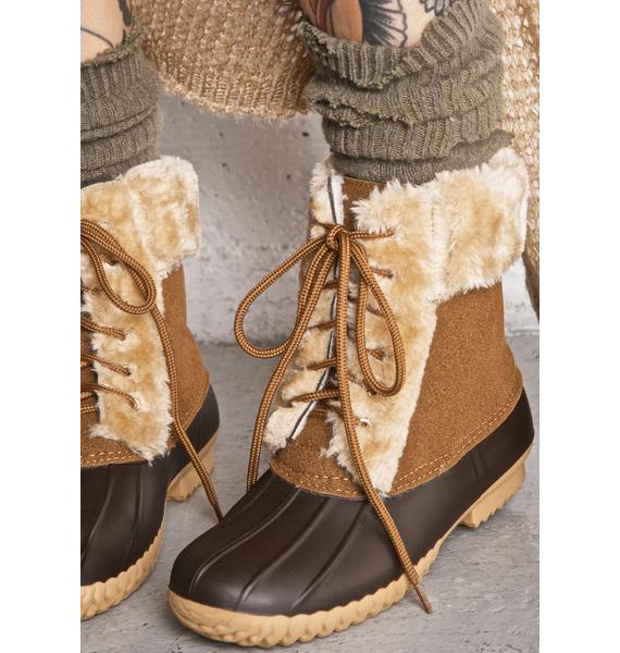 To The Peak Boots