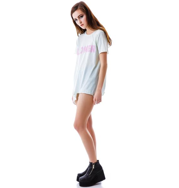 Wildfox Couture Loner Scrap Tee