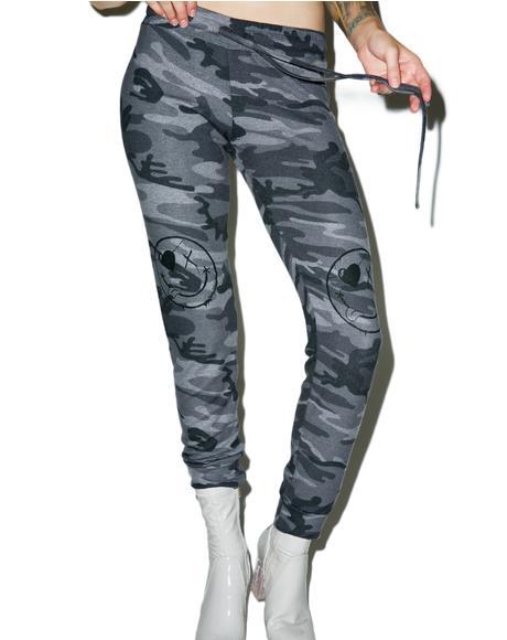 Camo Kizzy Classic Sweatpants