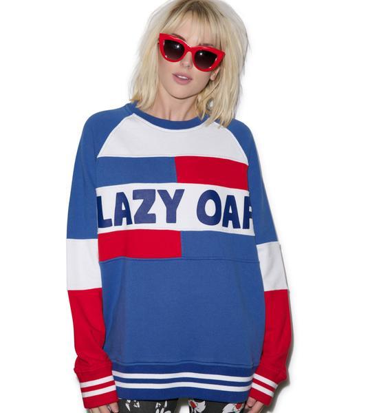 Lazy Oaf All American Sweatshirt