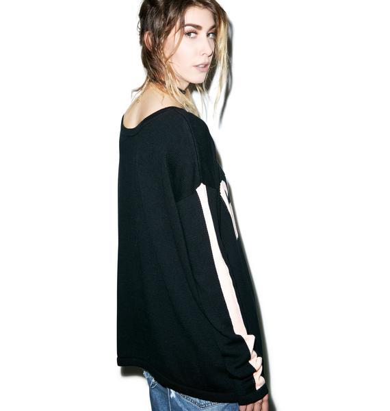 Somedays Lovin Gnarly Knit Sweater