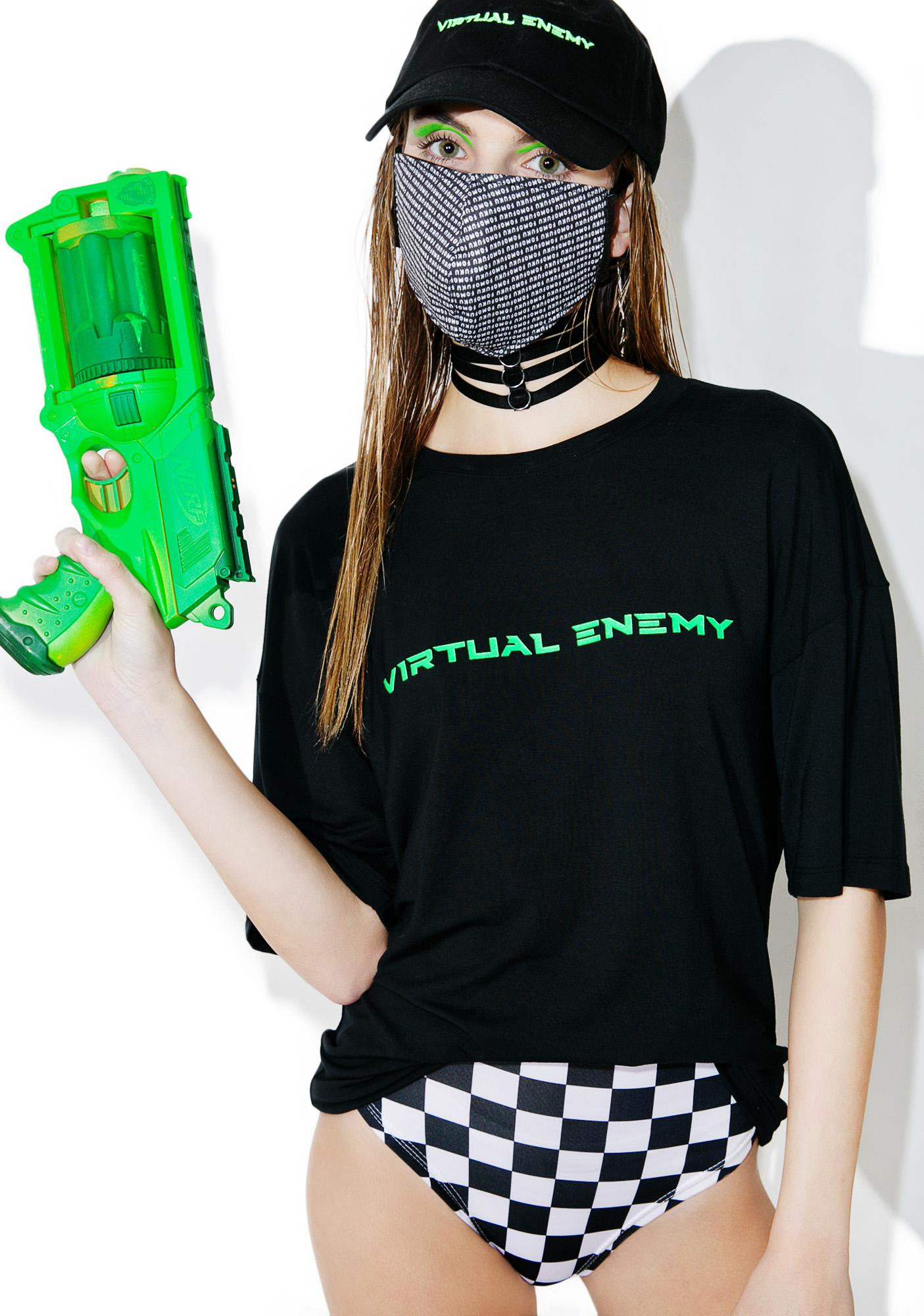 Brashy Virtual Enemy Tee