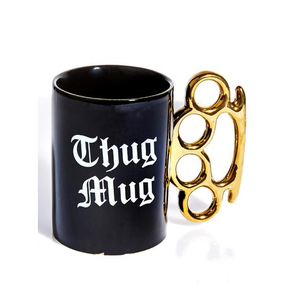 Brandish Yr Brass Mug