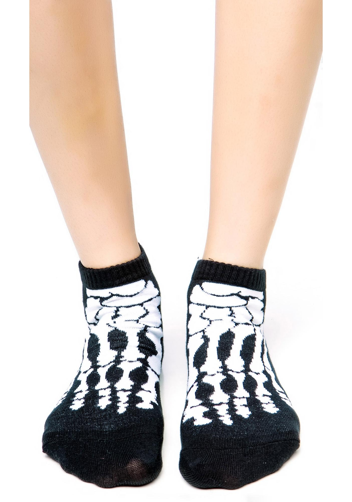 X-Ray Ankle Socks
