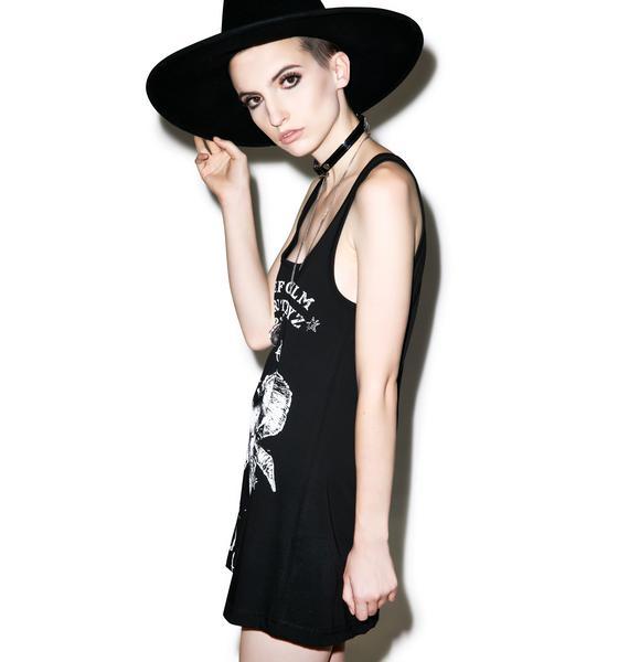 Disturbia Ouija Tank Dress