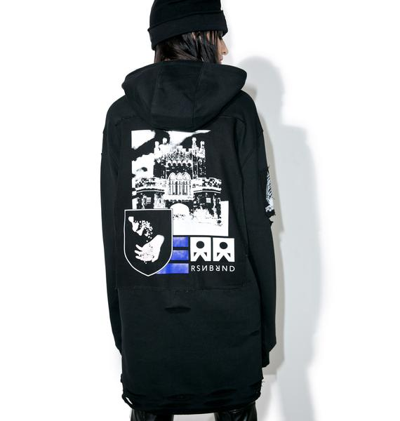 Reason Kaiser Elongated Hoodie