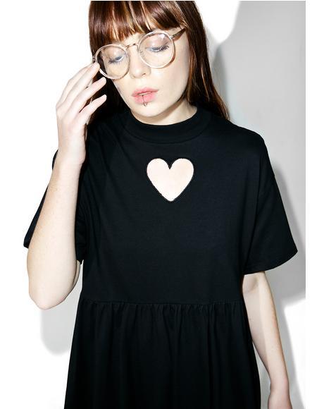 Empty Heart Dress