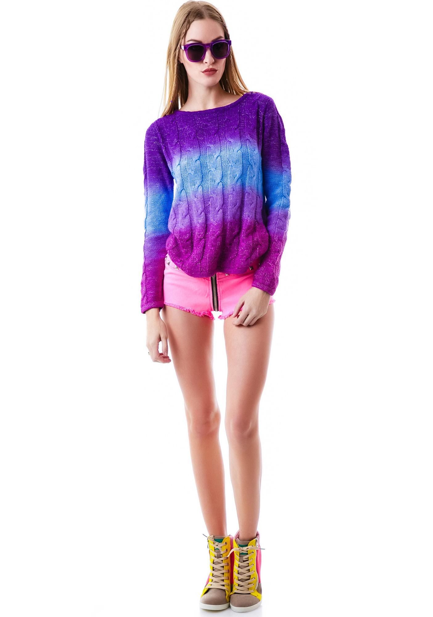 Mink Pink Moon Beams Jumper