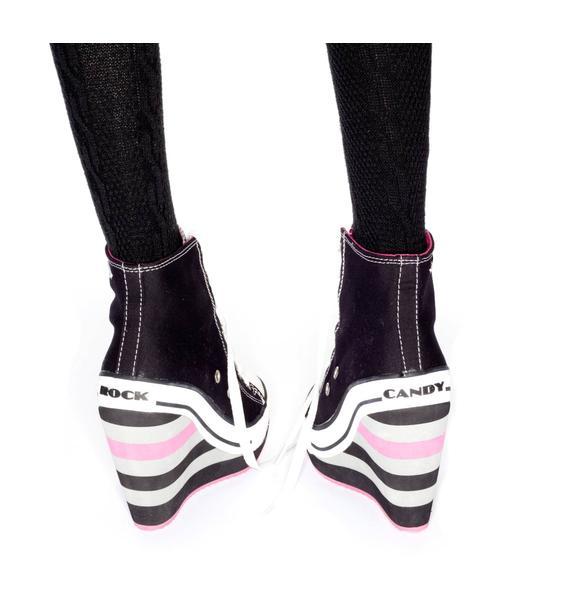 Lulu Platform Sneakers
