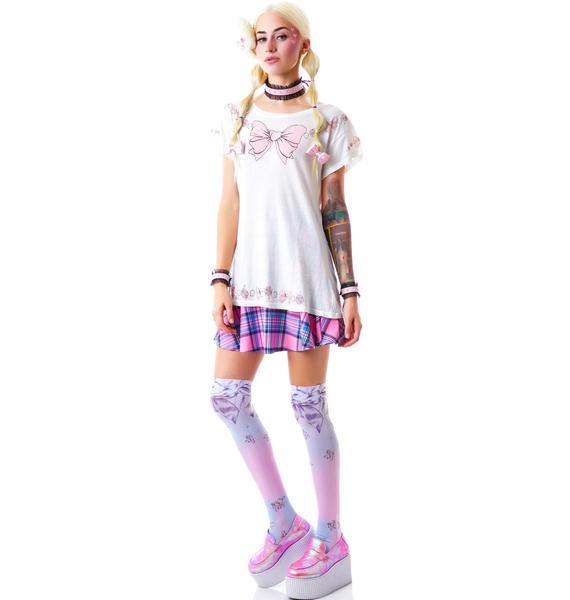 Wildfox Couture Lolita Hippie Crew