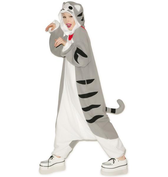 Sazac  Tabby Cat Kigurumi