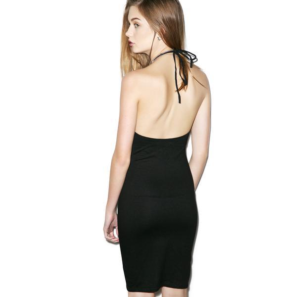 Motel Kelsey Bodycon Dress